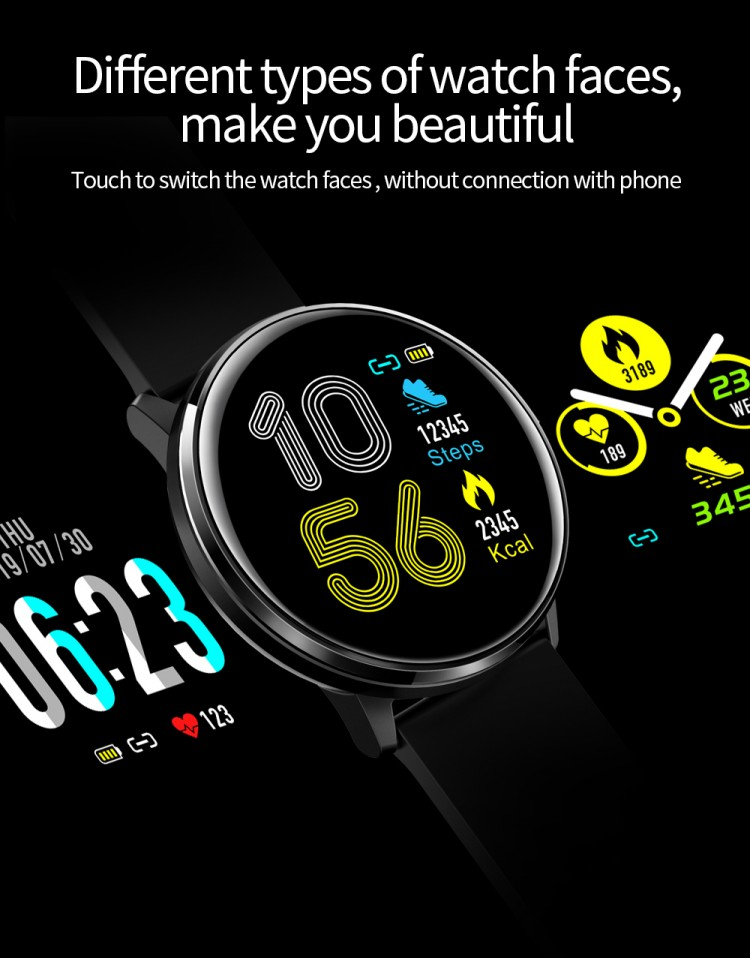 Смарт-часы Smart Watch 45 grey -