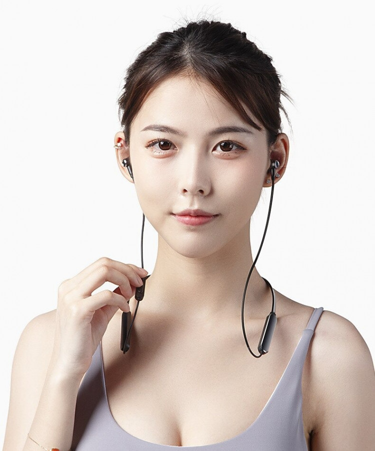 Наушники Air Music Bluetooth 31 black  -
