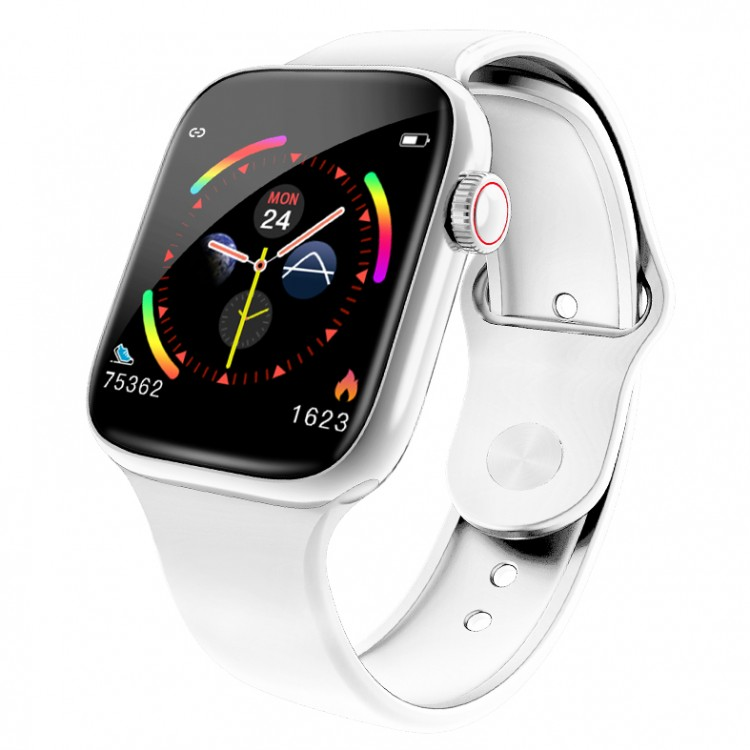Смарт-часы 49 white (Copy Apple Watch)