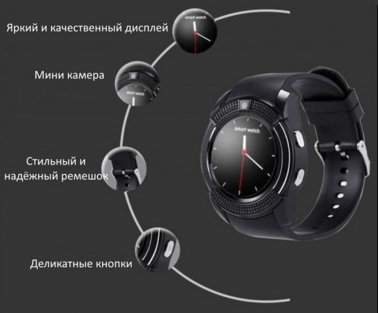 Смарт-часы Smart Watch 2 white -