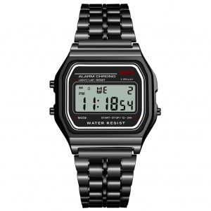 Часы Casio Protrek black steel