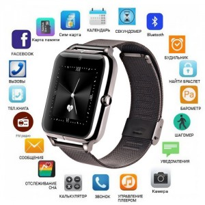 Смарт-часы Smart Watch 10 black