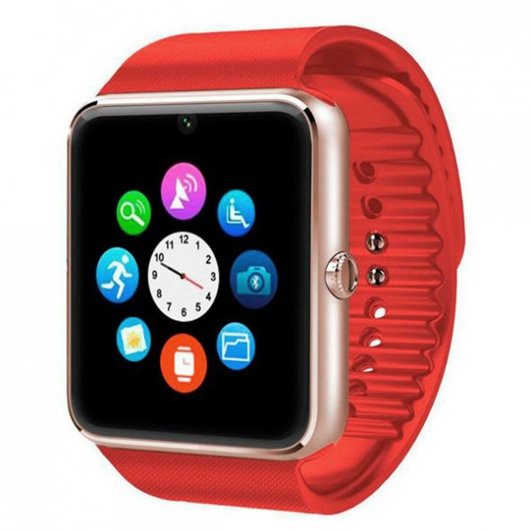 Смарт-часы Smart Watch 5 red -