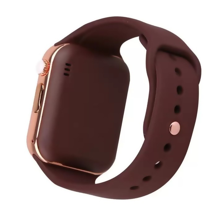 Смарт-часы Smart Watch 1 gold+brown -