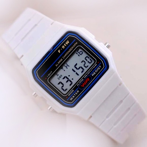 Часы Casio Protrek white