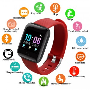 Смарт-часы Smart Watch 8 red