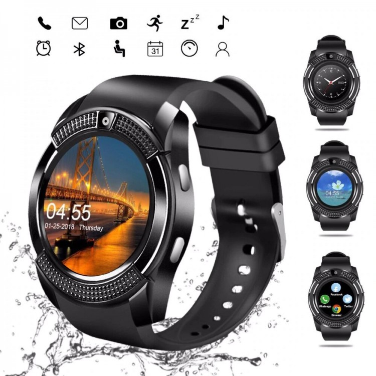 Смарт-часы Smart Watch 2 black