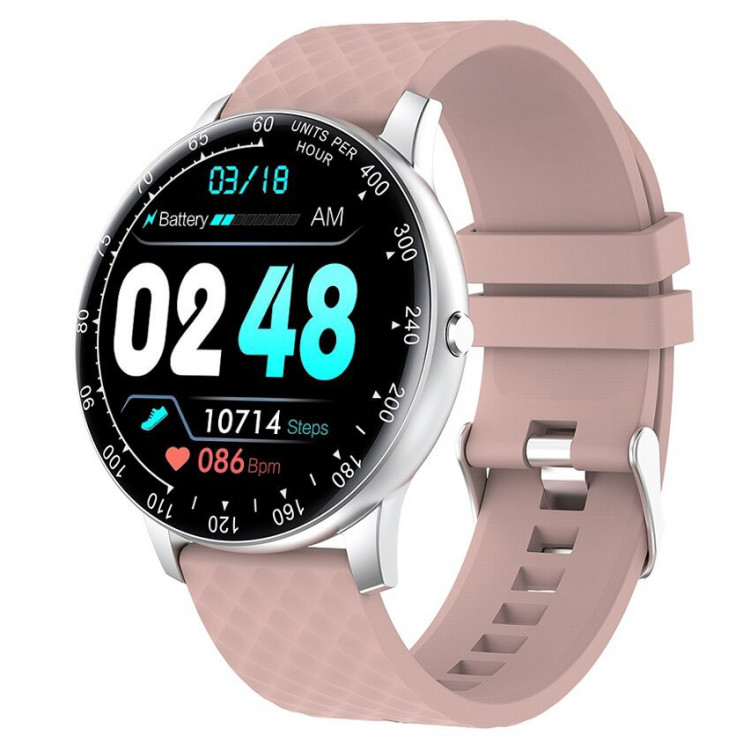Смарт-часы Smart Watch 68 rose