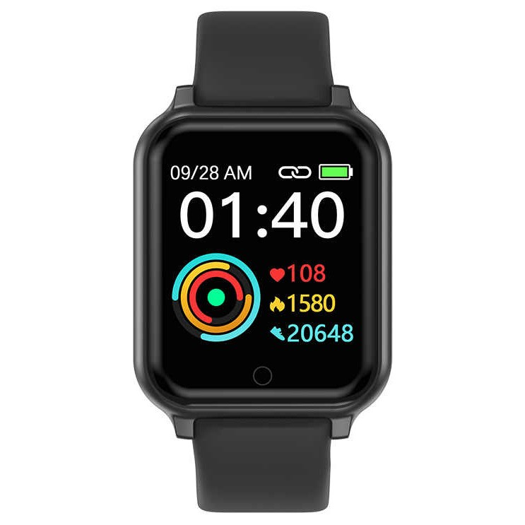 Смарт-часы Smart Watch 44 black