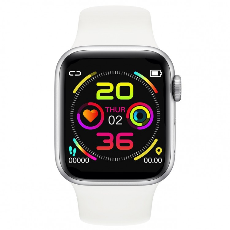 Смарт-часы 54 silver (Copy Apple Watch)