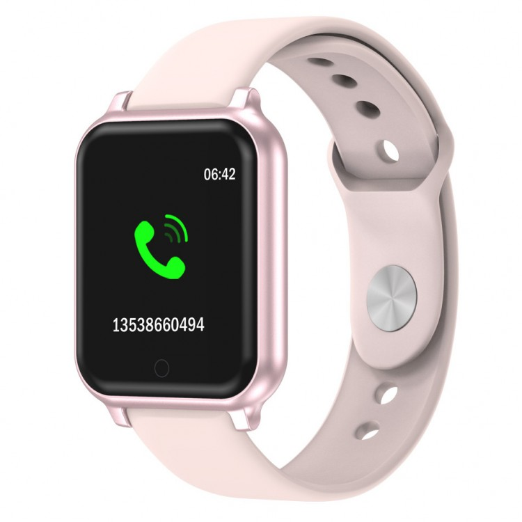 Смарт-часы Smart Watch 44 rose -