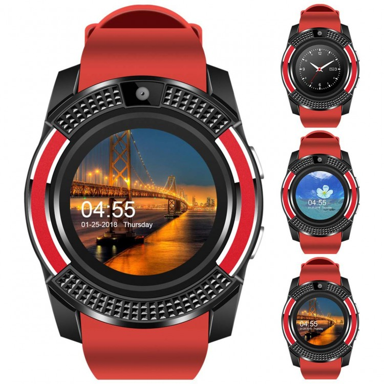 Смарт-часы Smart Watch 2 red
