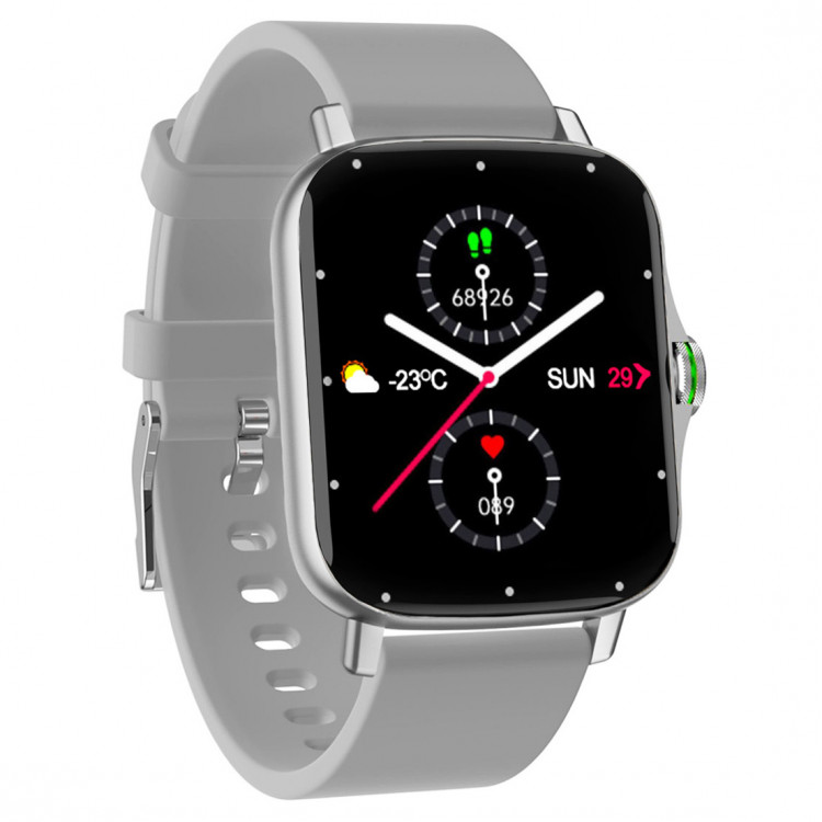 Смарт-часы Smart Watch 69 silver + gray